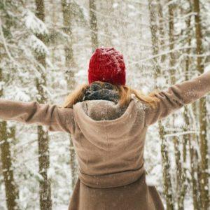 Pelle disidratata in Inverno: come proteggerla dal freddo